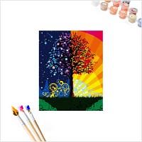 [ DIY 그림그리기 ] 명화명작 - 환희나무 (색칠공부 그림그리기 인테리어 취미생활 그림태교
