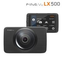 파인뷰 LX500 FHD/HD 2채널 블랙박스 16G 감시카메라