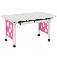 [까쁘레띠]오르그(orgoo)오르그 핑크 기본형 책상