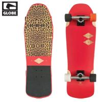 [GLOBE] 29 BLASTER X BLAZING RED X OLD SCHOOL CRUISER COMPLETE
