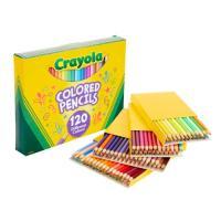 [크레욜라]일반색연필 120색