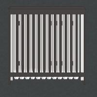 에어쿨 미니 냉풍기 필터 (필터만입니다)