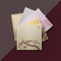 한국 전통을 담은 메모지 묶음 세트
