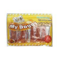 펫더맨 마이도기 닭가슴살 젤리 꽈배기 사시미 (300g)