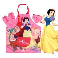 디즈니 어린이 백설공주 앞치마세트