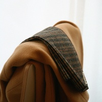 MINIMAL WINTER STOLE(brown)
