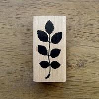 [나무 and 잎]나뭇잎 실루엣 (6x3)