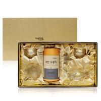 [차예마을]탄배동정 유리다기 선물세트