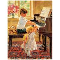 500조각 / 직소퍼즐 / 피아노치는 소년(PL647)