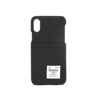 FENNEC C&S iPHONE X CASE - BLACK