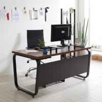 스틸뷰 1200 책상+의자세트 테이블