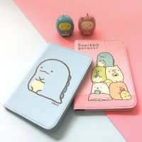 스밋코구라시 여권지갑(블루)