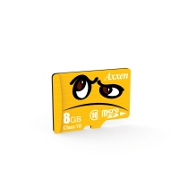 엑센 마이크로 SD카드 8GB SDHC CLASS10 95M