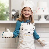 TITI apron set for kids