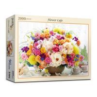2000피스 무지개 꽃다발 직소퍼즐 (102*73cm) PL2104