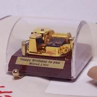 돔 멜로디박스 오르골(DA-053S) - 생일축하곡
