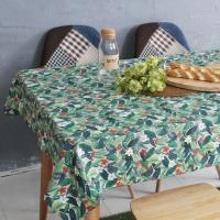 하와이안플로럴 면식탁보 테이블보