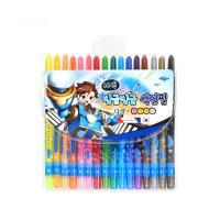5000 빙글빙글 색연필 (16색/남)