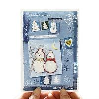 FS152s-3 크리스마스카드 카드 성탄카드