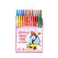 8000 빙글빙글 색연필 (24색/여)