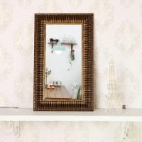 고급 소품 미니거울-J62601(거울 20x40cm)