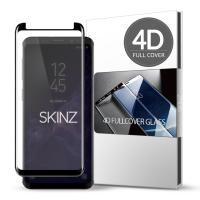 스킨즈 갤럭시S9 4D 풀커버 강화유리 필름 (1장)