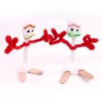 갓샵 포키 만들기 재료 세트 토이스토리4 피규어 키트
