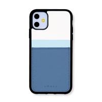 스매스 아이폰11 보호 카드케이스 씨원 리버스_블루