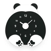 팬더 포동옹동이 벽시계