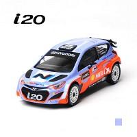 현대 i20 WRC 미니카 (77000)