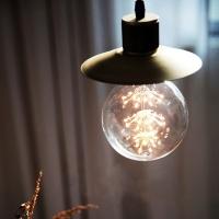 심블 펜던트등 -다크 그린 (LED겸용 국내산 정품)