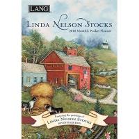 2018 포켓 다이어리 - Linda Nelson Stocks