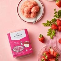 시루아네 딸기 카스테라 모찌세트(300g, 2팩)