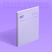 [모트모트] 스프링북 - 바이올렛 3types