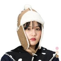 [1+1] 트래퍼햇 방울 귀달이/귀도리/털모자