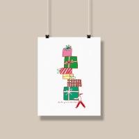 [패브릭 포스터] ALL FOr YOU ON CHRISMAS 성탄절데코