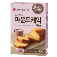 큐원 파운드케익 믹스 500g (오븐용)
