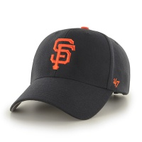 47브랜드 MLB모자 샌프란시스코 자이언츠 블랙 스트럭처