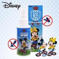 디즈니 미키마우스 모기기피제 스프레이 50ml