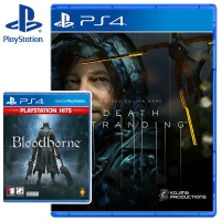 PS4 데스 스트랜딩 + 블러드본 Bloodborne PS HIT