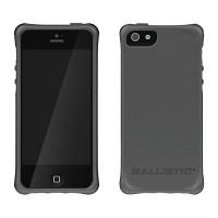 [충격완벽보호 볼리스틱 케이스] BALLISTIC LS Smooth iPHONE 5 (Charcoal) [완벽하게 스마트폰 보호 소재]
