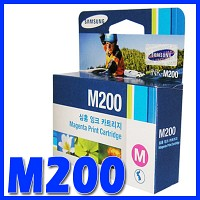 삼성 정품 INK-M200 빨강 SCX-1490W/1855F/2000FW