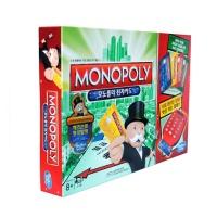 모노폴리 일렉트로닉 뱅킹 보드게임 부르마블 장난감