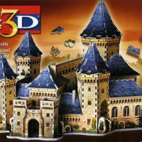 3D입체퍼즐 Medioal 대저택 한정판 [스펀지][건축물]