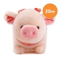 해피피그 돼지인형-중(20cm)