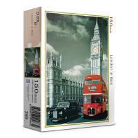 150피스 런던 인 버스 직소퍼즐 PL269