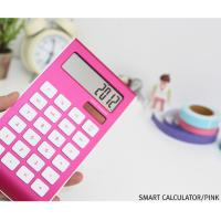 스마트 계산기 - 핑크