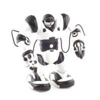 휴머노이드 이족보행 적외선 IR 로봇(JK791110WH)