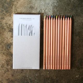 colored pencil / 12