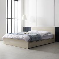 아르메 에이든 평상형 침대 Q_밸런스 독립매트